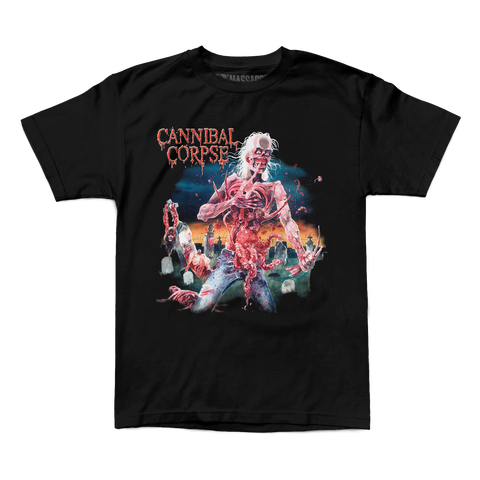 "Cannibal Corpse ""Eaten Back To Life"" Shirt"