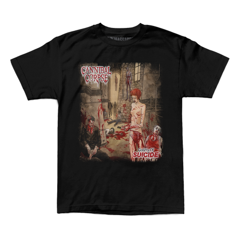"Cannibal Corpse ""Gallery Of Suicide"" Shirt"
