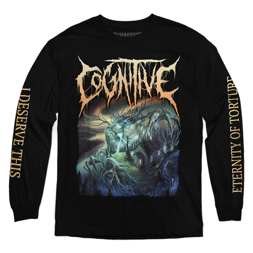 "Cognitive ""Deformity"" Long Sleeve"