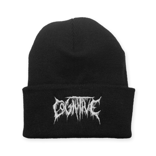 "Buy – Cognitive ""Logo"" Beanie – Band & Music Merch – Massacre Merch"