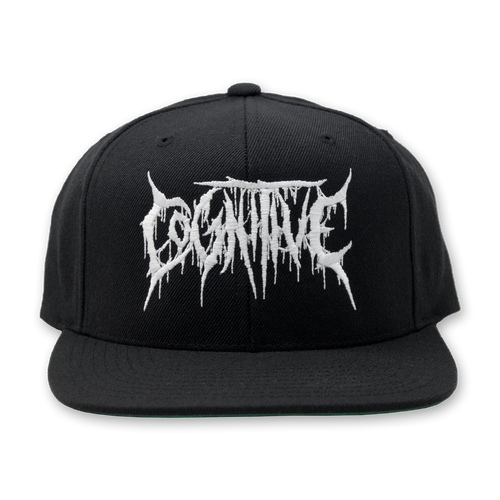 "Buy – Cognitive ""Metal Logo"" Snapback – Band & Music Merch – Massacre Merch"