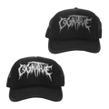 "Cognitive ""Metal Logo"" Trucker Hat"