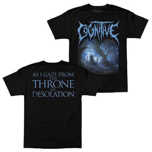 "Cognitive ""Throne Of Desolation"" Shirt"