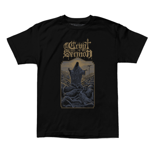 "Crypt Sermon ""Bodies"" Shirt"