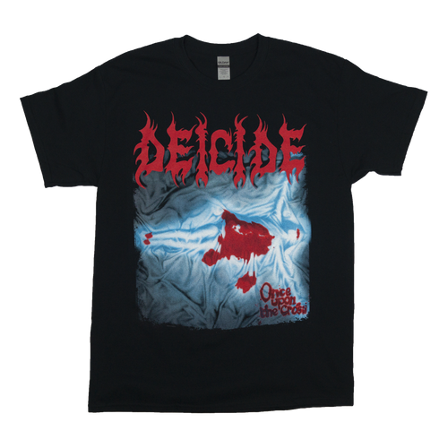 "Deicide ""Once Upon The Cross"" Shirt"