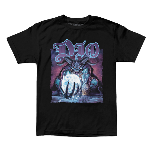 "Buy – Dio ""Master Of The Moon"" Shirt – Band & Music Merch – Massacre Merch"