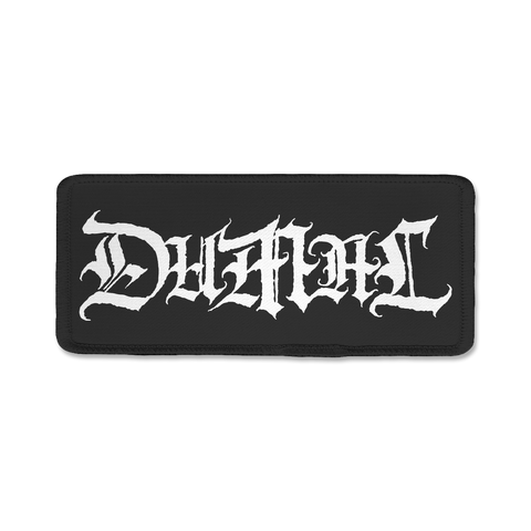 "Dumal ""Old E Logo"" Patch"