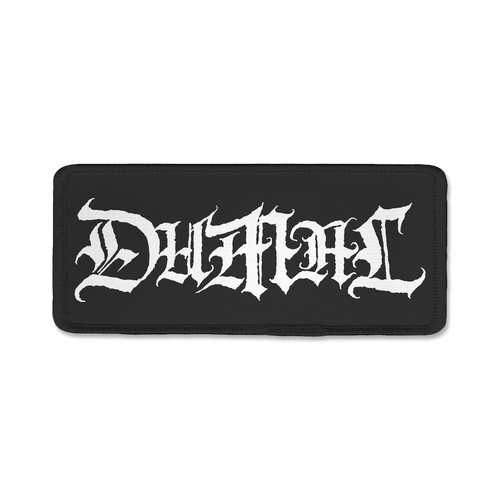 "Buy – Dumal ""Old E Logo"" Patch – Band & Music Merch – Massacre Merch"