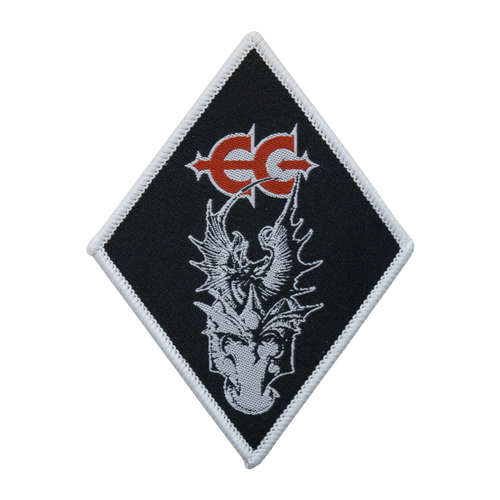 "Eternal Champion ""Helm"" Woven Patch"