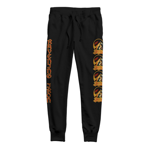 "Buy – Eternal Champion ""Ravening"" Joggers – Band & Music Merch – Massacre Merch"