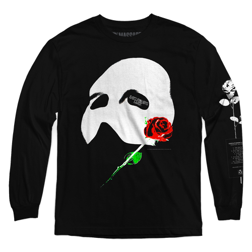"Executioner's Mask ""Tracks"" Long Sleeve"