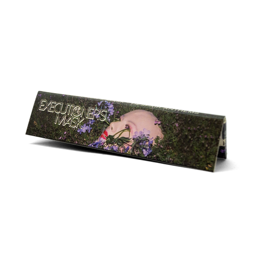 "Buy Now – Executioner's Mask ""Face"" Rolling Papers – Massacre Merch"