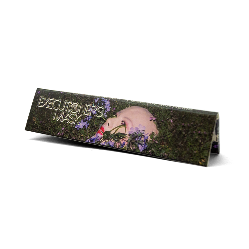 "Executioner's Mask ""Face"" Rolling Papers"