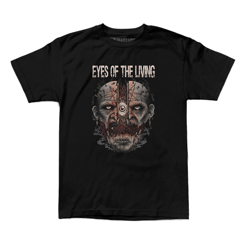"Eyes Of The Living ""Split Zombie"" Shirt & CD Bundle"