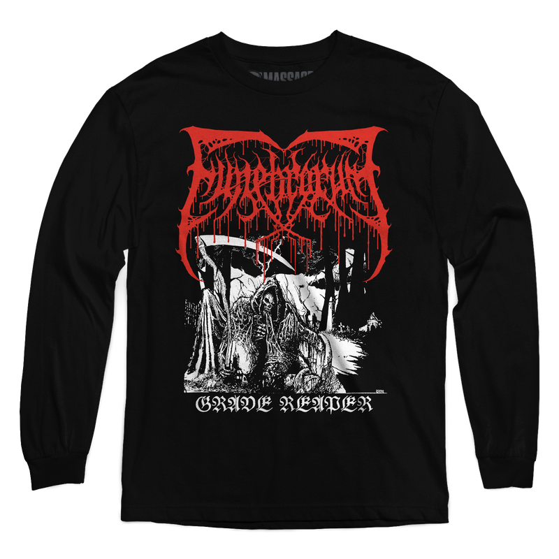 "Funebrarum ""Grave Reaper"" Long Sleeve"