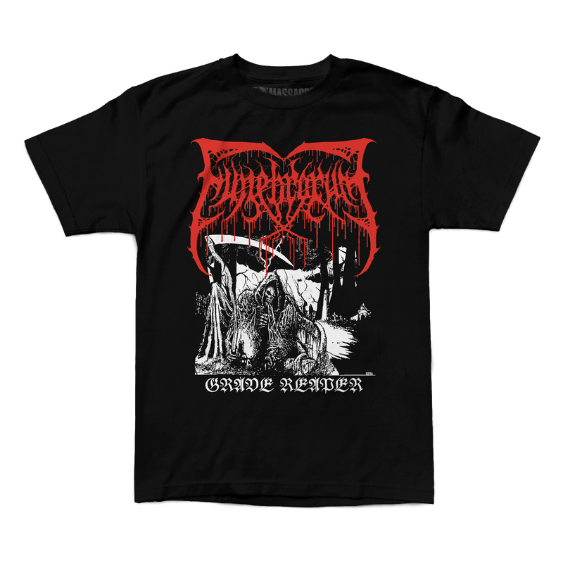 "Funebrarum ""Grave Reaper"" Shirt"