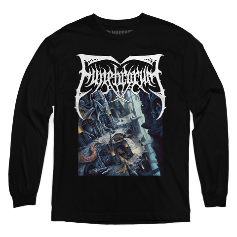 "Funebrarum ""Dormant"" Long Sleeve"