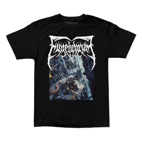 "Funebrarum ""Dormant"" Shirt"