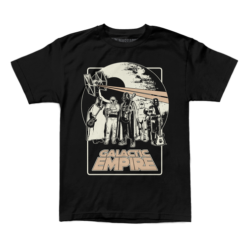 "Buy Now – Galactic Empire ""TIE Fighter"" Shirt – Massacre Merch"