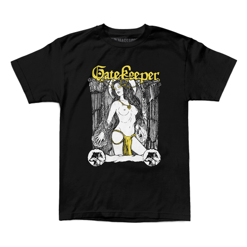 "Buy Now – Gatekeeper ""Delphi"" Shirt – Massacre Merch"