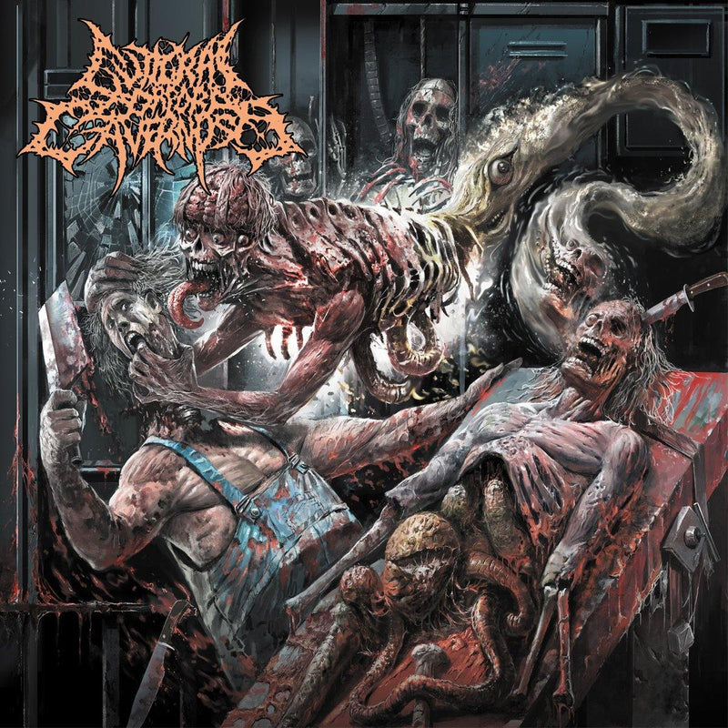 "Buy – Guttural Corpora Cavernosa  ""You Should Have Died When I Killed You"" CD – Band & Music Merch – Massacre Merch"
