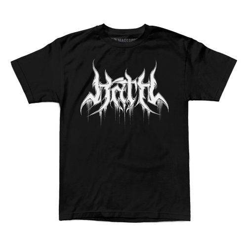 "Buy – Hath ""Pointy Logo"" Shirt – Band & Music Merch – Massacre Merch"