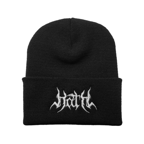 "Buy – Hath ""Flame Logo"" Beanie – Band & Music Merch – Massacre Merch"