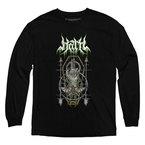 "Buy – Hath ""Swarm"" Long Sleeve – Band & Music Merch – Massacre Merch"
