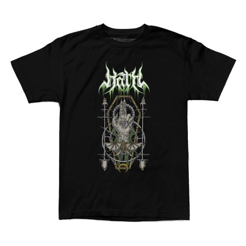 "Buy – Hath ""Swarm"" Shirt – Band & Music Merch – Massacre Merch"