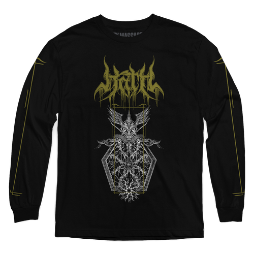 "Buy – Hath ""Portal"" Long Sleeve – Band & Music Merch – Massacre Merch"