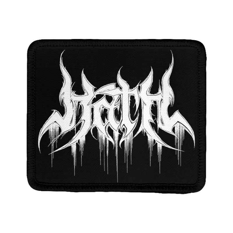 "Buy – Hath ""Pointy Logo"" Patch – Band & Music Merch – Massacre Merch"