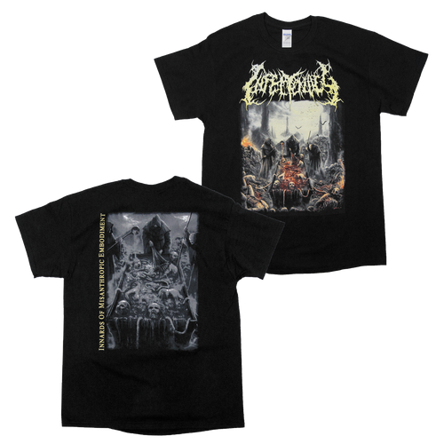 "Infectology ""Innards of Misanthropic Embodiment"" Shirt"