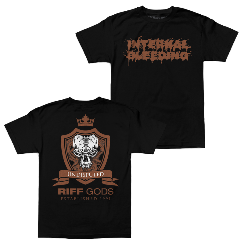 "Internal Bleeding ""Riff Gods"" Shirt"