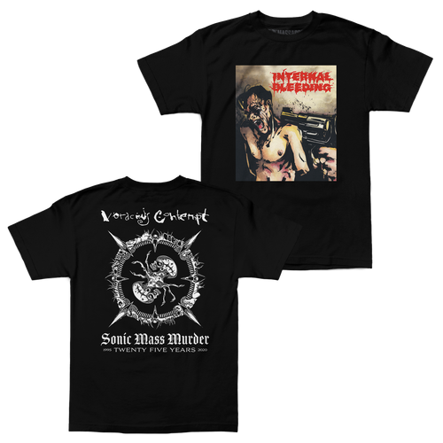 "Internal Bleeding ""25 Years"" Shirt"