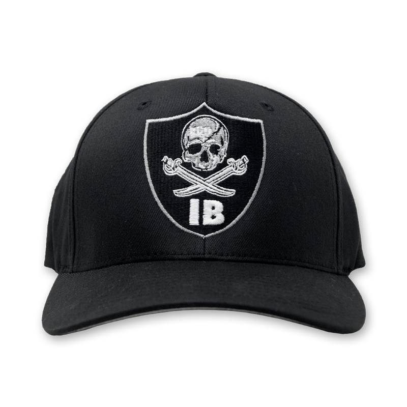 "Internal Bleeding ""Raiders"" Flex Fit"