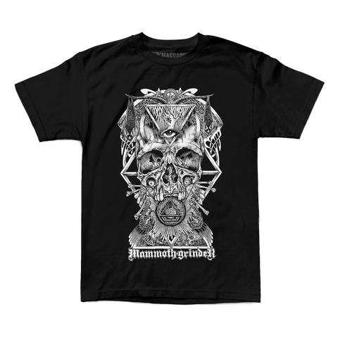 "Mammoth Grinder ""Bats And Bones"" Shirt"