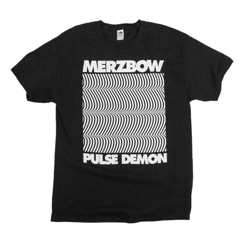 "Buy Now – Merzbow ""Pulse Demon"" Shirt – Massacre Merch"