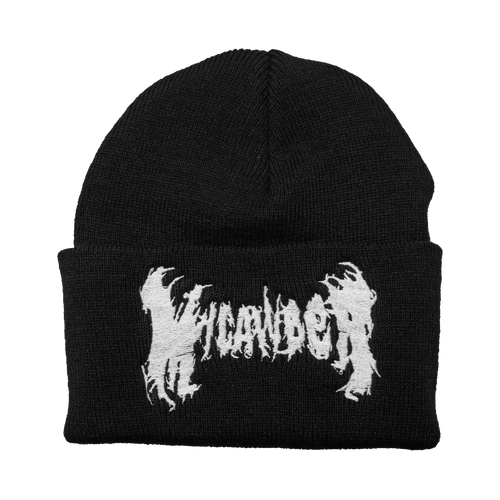 "Buy – Micawber ""Fire Logo"" Beanie – Band & Music Merch – Massacre Merch"