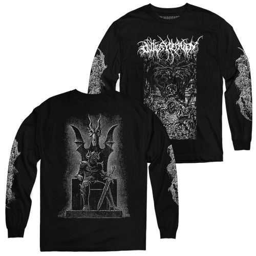 "Outer Heaven ""Into Hellfire"" Long Sleeve"