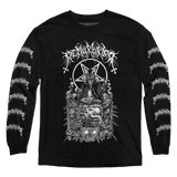 "Perturbator ""Business With Satan"" Long Sleeve"