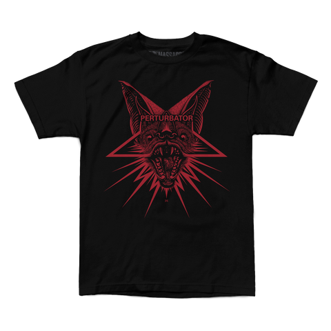 "Perturbator ""Bat Face"" Shirt"