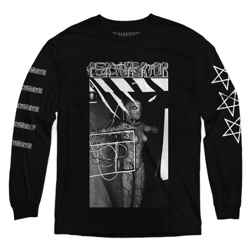 "Perturbator ""Robot"" Long Sleeve"