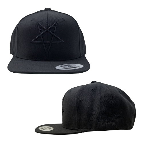 "Buy – Perturbator ""Star"" Snapback – Band & Music Merch – Massacre Merch"