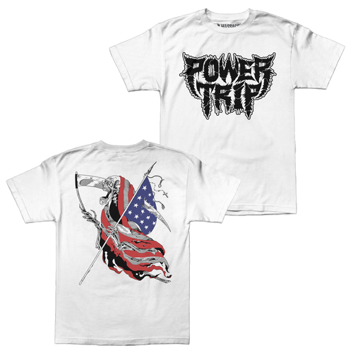 "Power Trip ""American Reaper"" Shirt"