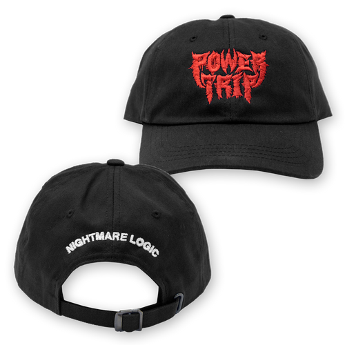 "Buy – Power Trip ""Nightmare Logic"" Hat – Band & Music Merch – Massacre Merch"