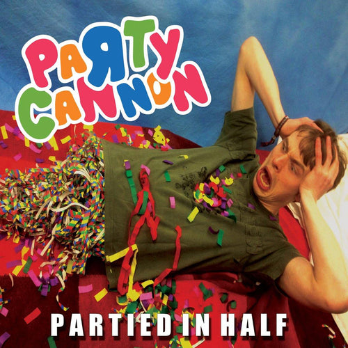 "Party Cannon ""Partied in Half"" CD"