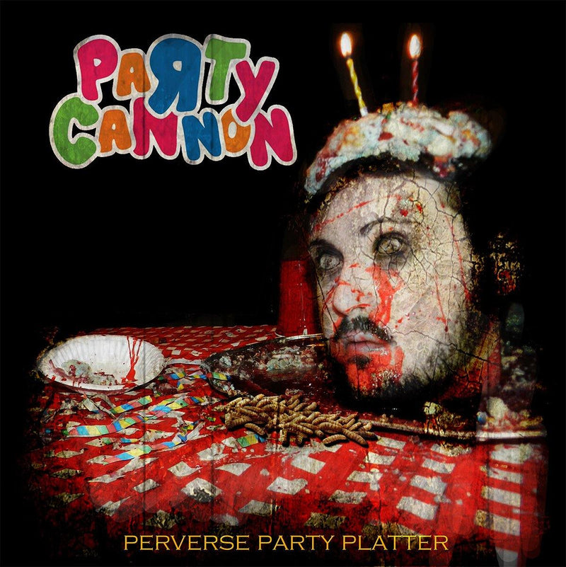 "Party Cannon ""Perverse Party Platter"" CD"