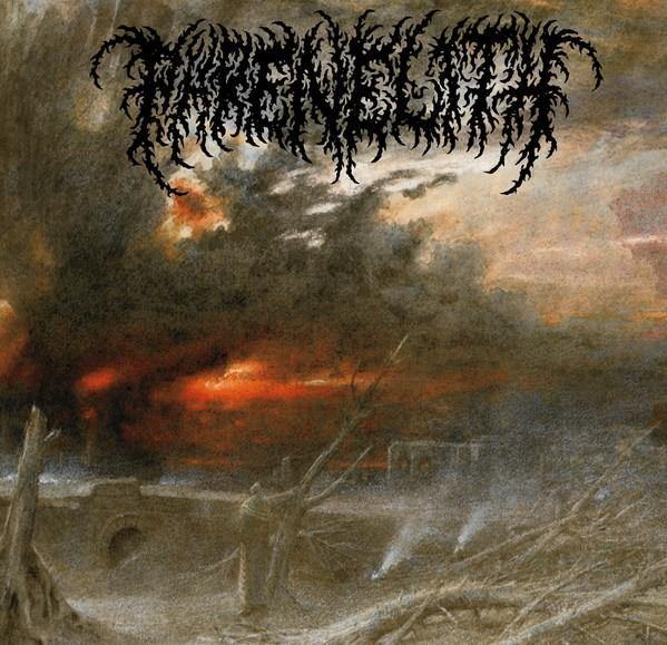 "Phrenelith ‎""Desolate Endscape"" CD"