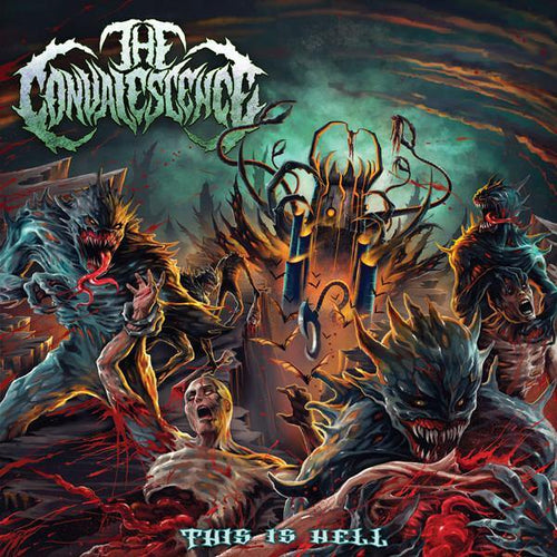 "Buy – The Convalescence ""This Is Hell"" 12"" – Band & Music Merch – Massacre Merch"