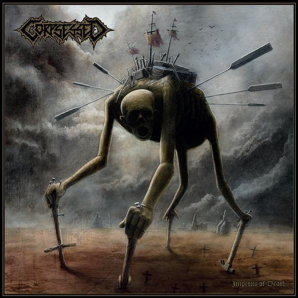 "Corpsessed ‎""Impetus Of Death"" CD"